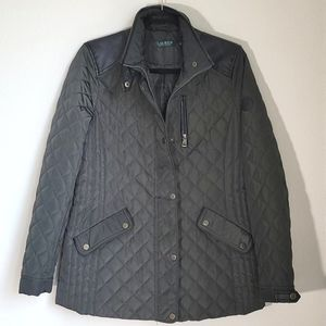 Lauren Ralph Lauren Quilted Jacket size Large